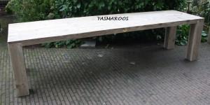 yasmaroos bureau eettafel