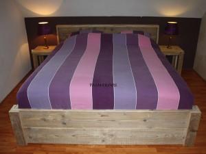 yasmaroos steigerhout bed